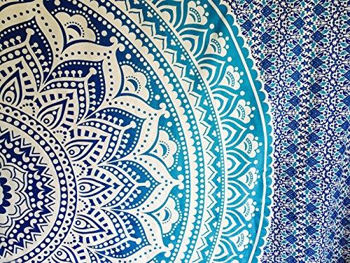 Couvre lit indien Hippie Gypsy Style Bohème, Décoration de