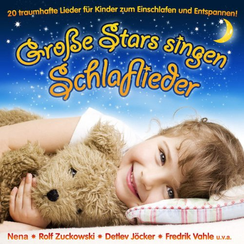 VARIOUS GROSSE STARS SINGEN SCHLAFLIEDER
