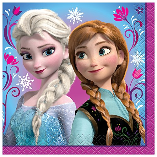 Lowest Prices! Disney Frozen Beverage Napkins, 16ct