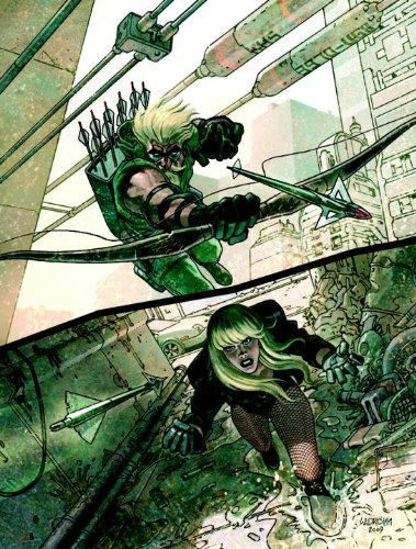 Green Arrow/Black Canary: Big Game