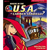 Where in the U.S.A. Is Carmen Sandiego? ~ Softkey Incorporated