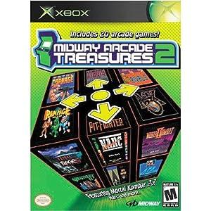 Midway Arcade Treasures 2 - Xbox