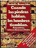 img - for Cuando Las Piedras Hablan, Los Hombres Tiemblan book / textbook / text book