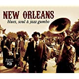 New Orleans Blues Soul & Jazz Gumbo