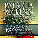 Wyoming Wildflowers: The Beginning Audiobook by Patricia McLinn Narrated by Julia Motyka