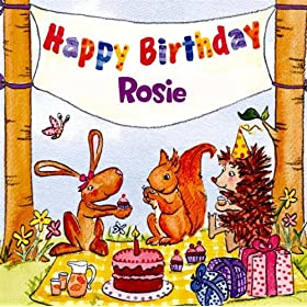 birthday rosie the birthday bunch from the album happy birthday rosie