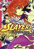Slayers: El Reloj De Arena De Falshes / the Sand Clock of Falshes (Spanish Edition) (8415108141) by Kanzaka, Hajime