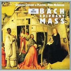 """J.S. Bach: Cantata, BWV 180 """"Schm�cke dich, o liebe Seele"""" - 2. Aria: Ermuntre dich, dein Heiland klopft"""
