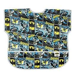 Bumkins DC Comics Junior Bib, Batman Comic, 1-3 Years