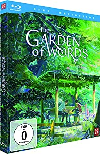 The Garden of Words - Limited Edition [Blu-ray]