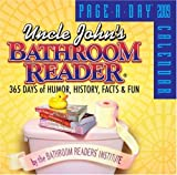 Uncle John's Bathroom Reader Calendar 2009