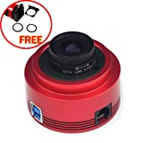 """ZWO ASI 290 MC see color aomical camera Planet photographic guide stars free 2""""filter drawer telescope photography accessoriesstron"""