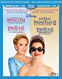 Princess Diaries / Princess Diaries 2 (10th Anniversary Edition) (Blu-ray + DVD) (Bilingual)