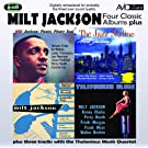 Four Classic Albums Plus (The Jazz Skyline / Milt Jackson Quartet / Telefunken Blues / Plenty Plenty Soul)
