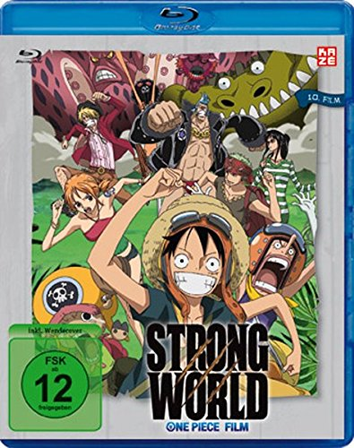 One Piece - 10. Film: Strong World