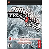 Rollercoaster Tycoon 3: Platinum  [Download] ~ Atari