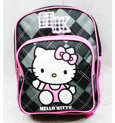 "10"" Sanrio Hello Kitty Backpack-tote - 1"