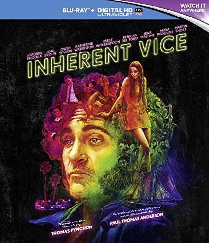 Inherent Vice [Blu-ray] [2015]