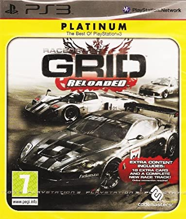Grid Reloaded (Playstation 3)