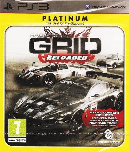Grid Reloaded (Playstation 3)
