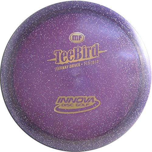 Innova Metal Flake Champion Teebird Fairway Driver Golf Disc [Colors may vary] - 173-175g (Teebird Champion compare prices)