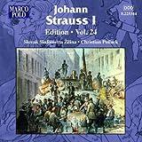 J.シュトラウス:管弦楽作品集 第24集(Johann STRAUSS I: Edition - Vol. 24)