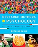 img - for Research Methods in Psychology: Evaluating a World of Information book / textbook / text book