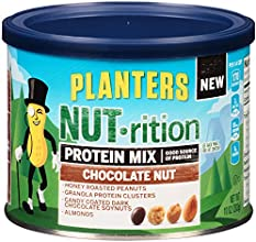 Planters Nutrition Protein Mix Chocolate Nut 10 Ounce
