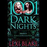 Adored: A Masters and Mercenaries Novella - 1001 Dark Nights