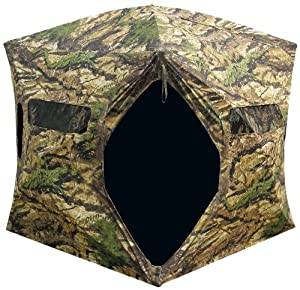 Primos Hunting Double Bull Double Wide Easy Entry Premium Hunting Ground Blind by Primos Hunting