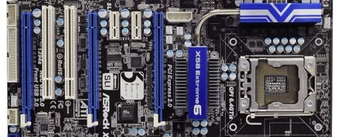ASRock マザーボード X58 Extreme6