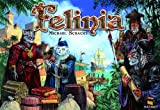 Felinia [With 4 Player Boards, 4 3D Ships, 40 Traders and Gameboard and Rule Booklet]