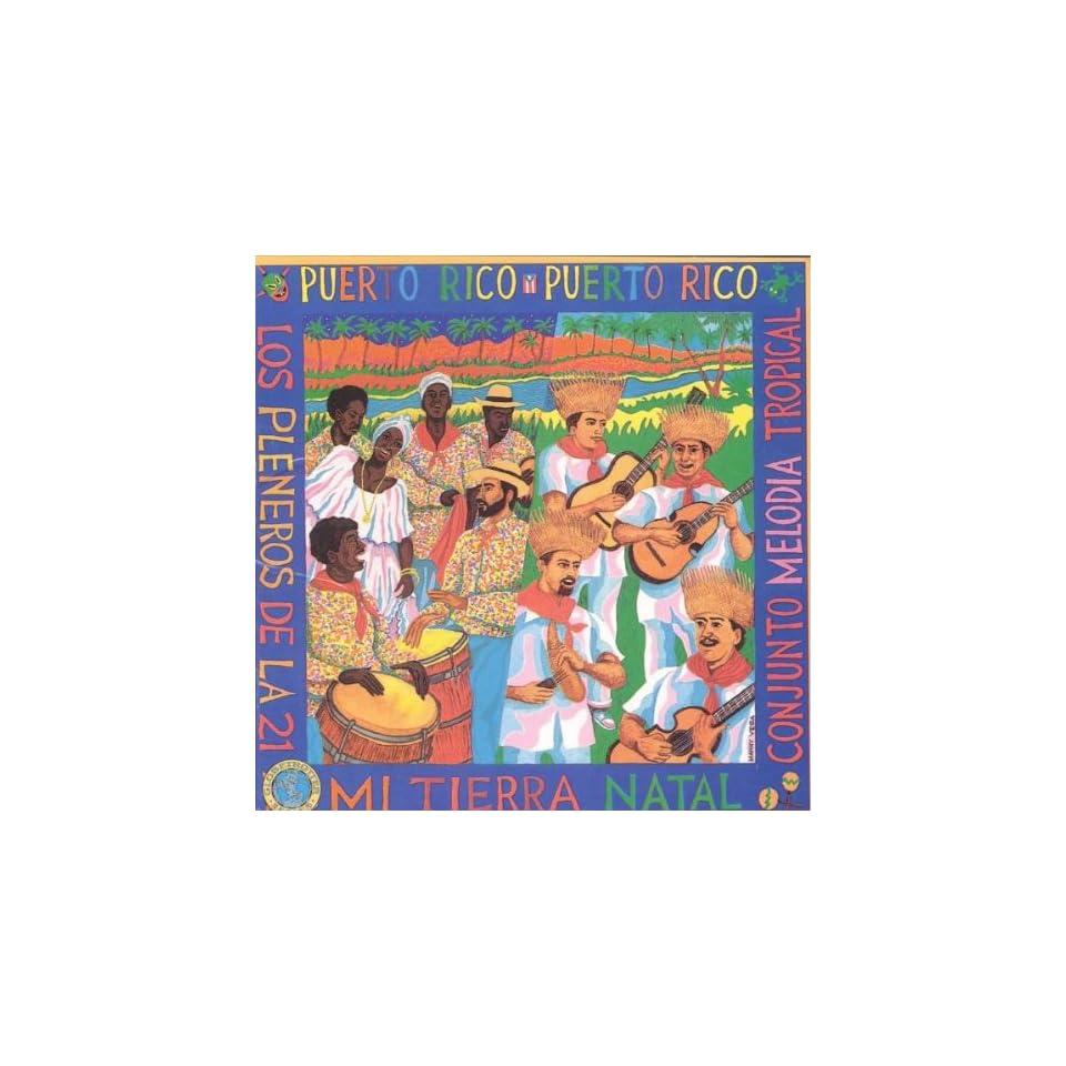 Los Pleneros De La 21 / Conjunto Melodia Puerto Rico