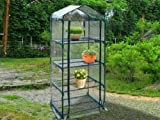 Quictent® Hot 4 tier Mini Portable Green House w/Shelves Greenhouse Brand New