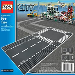 LEGO City Straight & Crossroads
