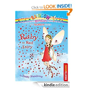 Kindle Book Bargains: Ruby the Red Fairy, by Daisy Meadows. Publisher: RosettaBooks (November 19, 2010)