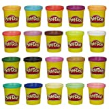 Play-Doh Super Color, 20-Pack