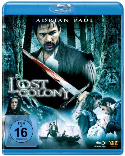 Lost Colony [Blu-ray]