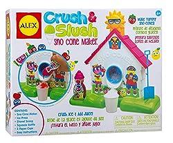 Alex Toys Crush & Slush Sno Cone Maker