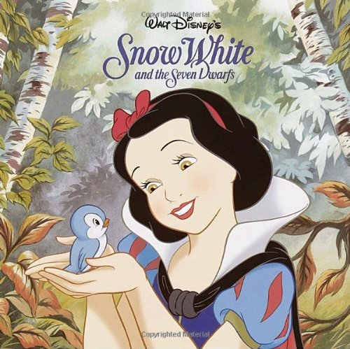 Snow White and the Seven Dwarfs (Disney Princess 8x8)