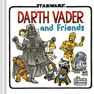 Book Cover: Darth Vader and Friends