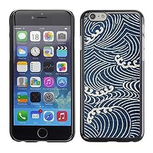 Sea Wallpaper Vignette -iPhone 6 Plus 5.5: Cell Phones & Accessories