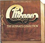 Chicago: The Ultimate Collection 2LP VG++ Canada CBS DME2-056 Die cut sleeve