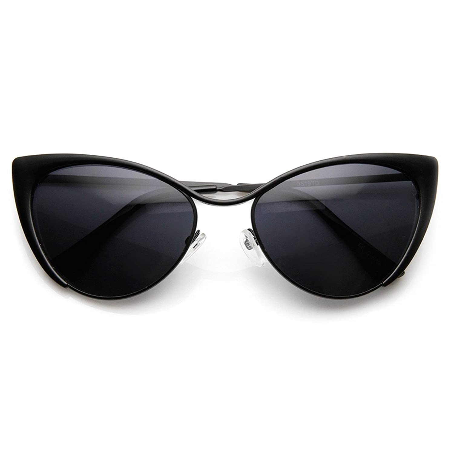 Thin Cat Eye Sunglasses Cat Eye Sunglasses