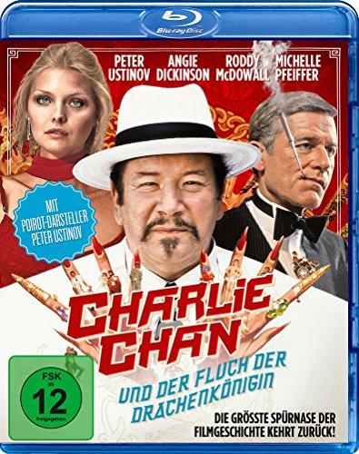 Charlie Chan und der Fluch der Drachenkönigin [Blu-ray]