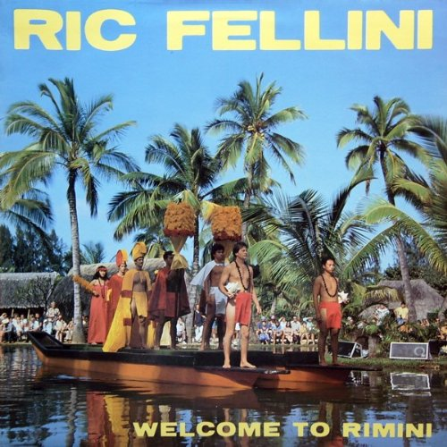 Welcome to Rimini (I, 5:32min) / Vinyl Maxi Single [Vinyl 12'']