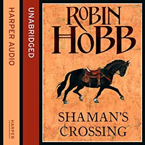 Shaman's Crossing Audiobook