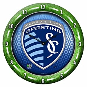 MLS Kansas City Wizards Game Time Clock by WinCraft