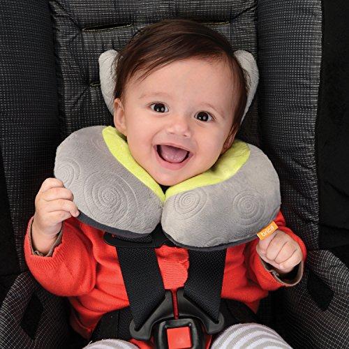 head neck support pillow best headrest for car seats strollers for infants babies. Black Bedroom Furniture Sets. Home Design Ideas