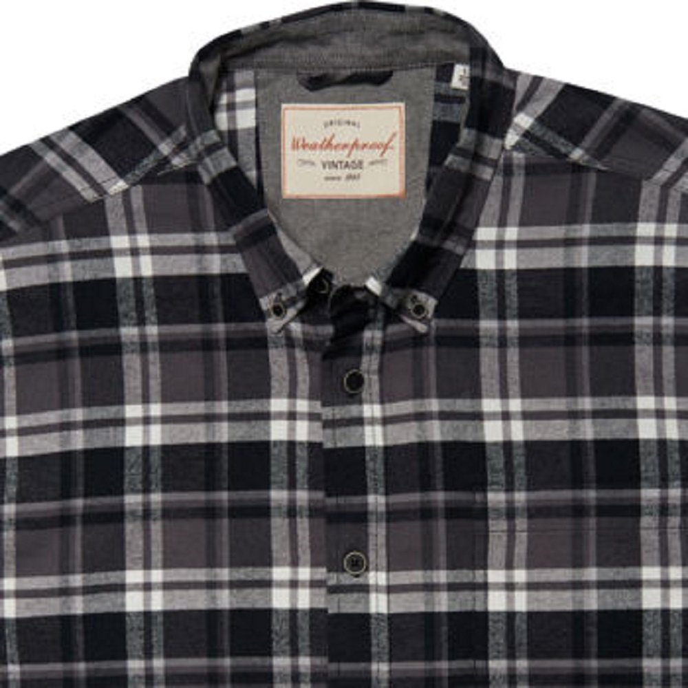 Weatherproof Men's Vintage Flannel Shirt 2
